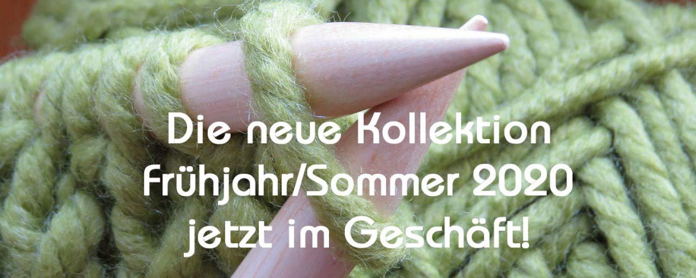 Frühjahr-Sommer Kollektion
